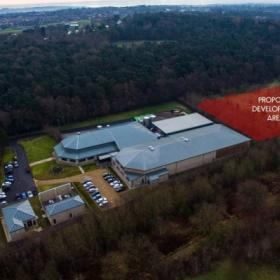 Site Overview (via Tim Cook Harrogate Informer)